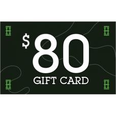 $80 Gift Card